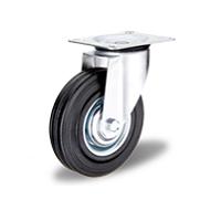 Колесо поворотное промышленное C-3302-SLS
