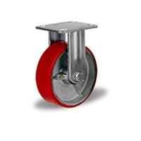 Колесо неповоротное полиуретановое C-4107-DUS