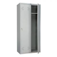 Шкаф металлический ПРАКТИК LS-21