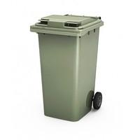 Мусорный контейнер пластиковый 120 л