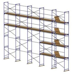 Леса рамные строительные ЛРС-40