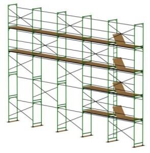 Леса рамные строительные ЛРС-60