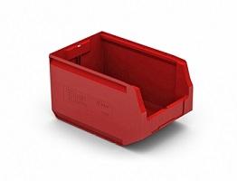 Ящик пластиковый 12.407 500х300х250 мм
