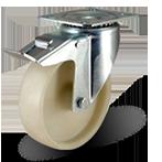Колесо поворотное с тормозом 3302-NNC-F18