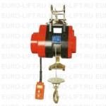 Тельфер электрический (миниэлектроталь, лебедка) марки HXS-250F ; г/п 0.25 т ; в/п 20 м