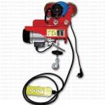 Передвижная миниэлектроталь марки KX-1000 ; г/п 1 т ; в/п 6 м
