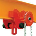 Каретка передвижная (приводная) для тали Г/П 3.2 тн В/П 3.0-12.0 м