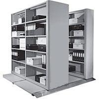 Мобильный архив с электронным управлением
