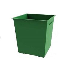 Бак мусорный металлический 0.75 м3 без крышки
