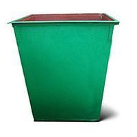 Бак мусорный металлический 0,75 м3