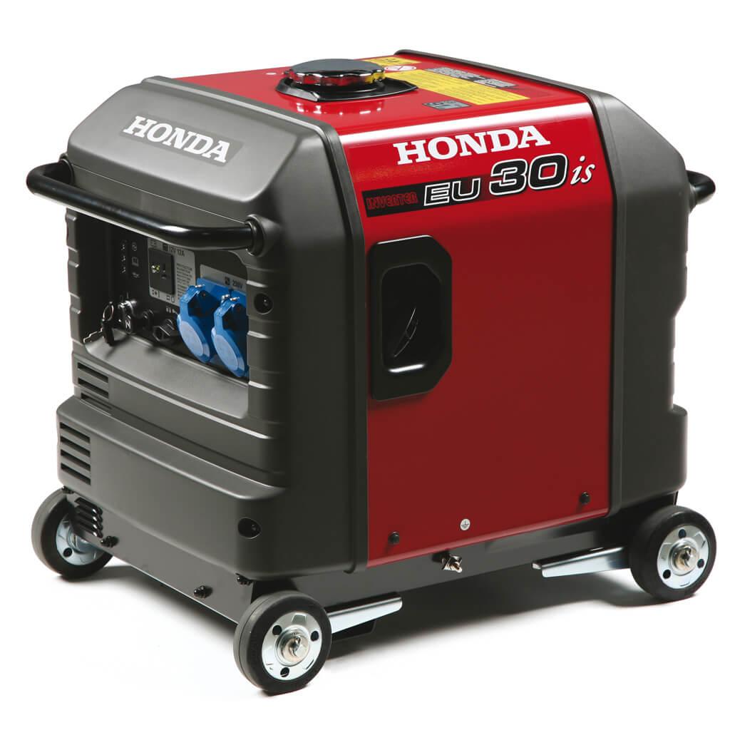 Генератор бензиновый Honda EU 30 is