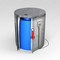 Емкость Т 5000 с утеплением
