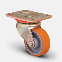 Колесо большегрузное полиуретановое поворотное VBP