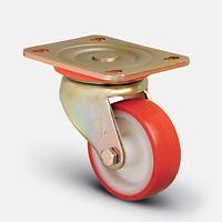 Колесо большегрузное полиуретановое поворотное ZBP