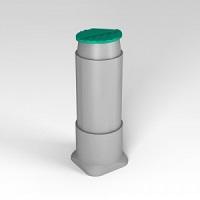Колодец фильтрации для септика «Rostok» Дачный