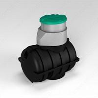 Емкость подземная U 1250 литров oil