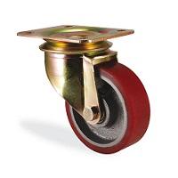 Колесо большегрузное поворотное К-4102-DOR