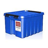 Ящики пластиковые с крышкой
