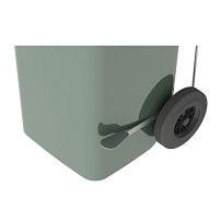 Педаль для контейнера на 240 литров