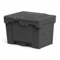 Ящик для ветоши 500 литров черный