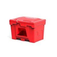 Ящик для песка 500 литров с дозатором