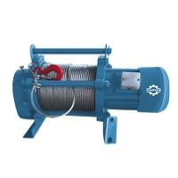 Лебедка электрическая GEARSEN KCD 500-100-220