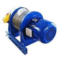 Лебедка электрическая KCD 10002000 60м 380В