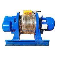 Лебедка электрическая KCD 25005000 100м 380В