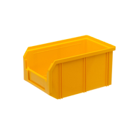 Пластиковый ящик Стелла-техник V-2